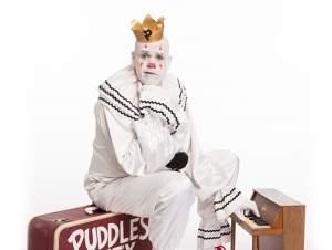 Puddles Pity Party at the Performing Arts Center at Rockwell Hall