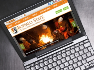 SUNY Buffalo State to Launch New Website