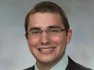 Commencement Profile: Eric Sauerzopf