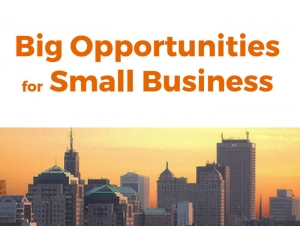 SBDC Connecting Entrepreneurs with Anchor Institutions, Prime Contractors