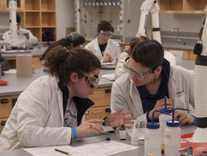 Science Olympiad Brings Hundreds to Buffalo State