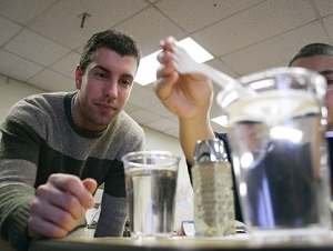 Science Majors Have a New Graduate School Option