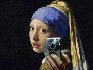 Celebrate Museum Selfie Day at the Burchfield Penney Art Center
