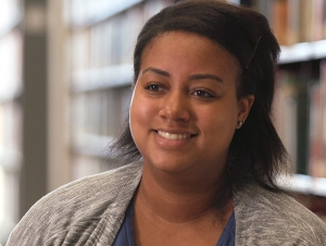Brooklyn Native Found Professors Who Encourage Her at Buffalo State