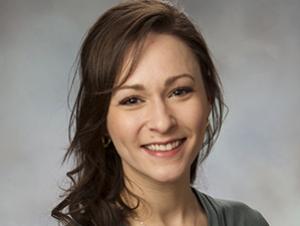 Commencement Profile: Lydia S. Sigurdson