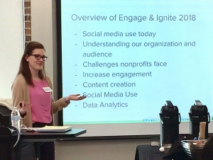 Social Media Workshop Serves Buffalo State's Community Partners