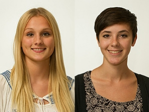 Two Students Receive Scholarships from Ford Dealers