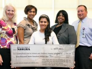 Speech-Language Pathology Students Hone Leadership Skills Through Fundraising