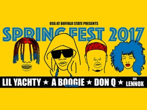 USG Springfest 2017
