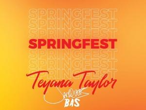 Teyana Taylor Headlines USG Springfest