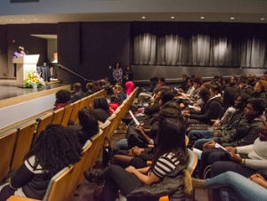 Student Support Services Ceremony Celebrates Student Achievement
