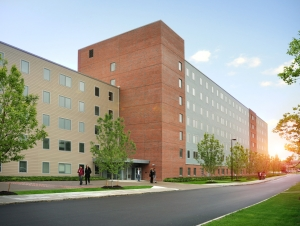 Student Apartment Complex Officially Opens Tuesday