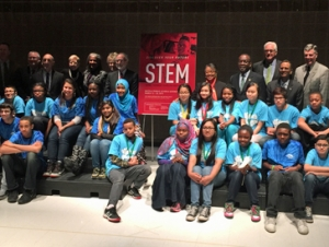 In the News: President Conway-Turner, City Officials Kick Off Science Week