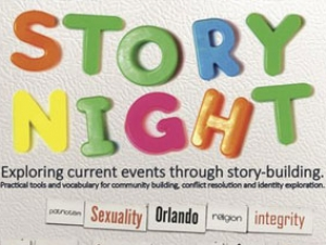 'Story Night' Provides Deeper Understanding of Current Events