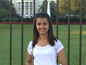 Nepal Native, Incoming Student Attends White House Summit