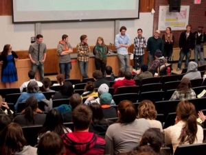 Students Take Grand Prize at SUNYWide Film Festival