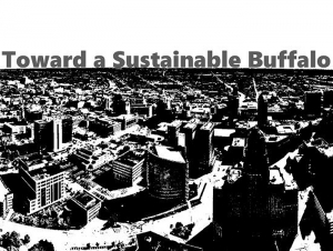 Toward a Sustainable Buffalo Lecture Series