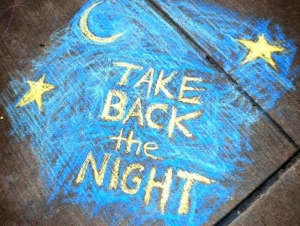 'Take Back the Night' Takes Global View of Sexual Assault