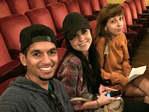 Students Experience Hollywood at Toronto International Film Festival