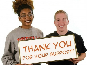 Student Philanthropy Council Gives Thanks through Video