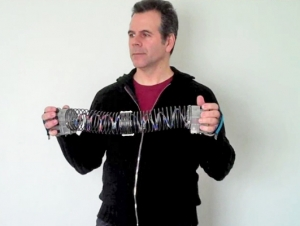 Digital Music Director Invents Therapeutic Device