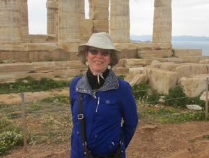 Townsend Shares Exploration of Architectural Sites as Inspiration