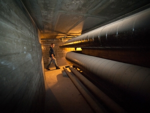 Going Underground: Buffalo State Tunnels Have Served Many Purposes