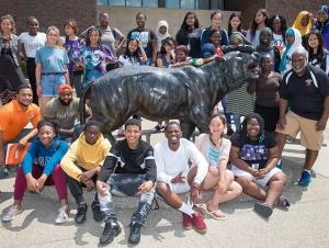 Upward Bound Provides Gateway to College