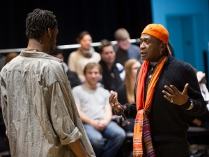 Legendary Entertainer Ben Vereen Shares Expertise with Students
