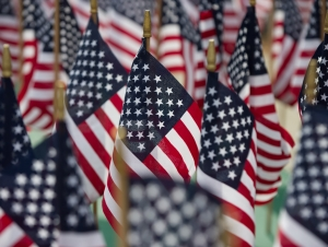 Buffalo State Honors Veterans with Silent March: November 5