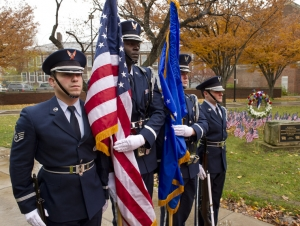 Honoring Service and Sacrifice: Fourth Annual Silent March