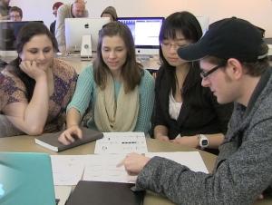 Visual Arts Workshops Designed for High School Students