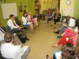 CAC Holds Community Health Roundtable