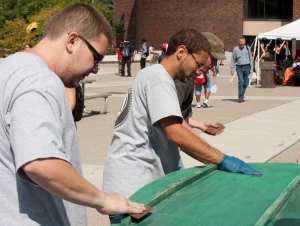 Volunteer Fair and September 11 National Day of Service