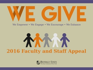 From the President: 2016 Faculty and Staff Appeal