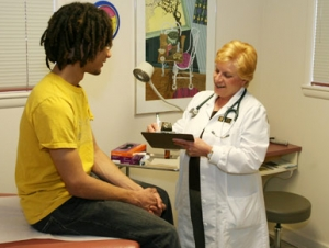 Three Weigel Health Center Funds Aid Students