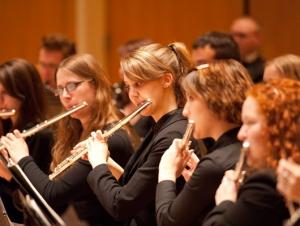 Jazz, Wind Ensembles Present Free Concerts
