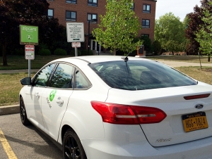 Buffalo State Partners with Zipcar to Offer Car Sharing on Campus