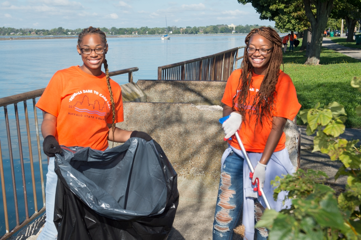 What a Difference a Day Makes: Bengals Dare to Care Draws Hundreds to Community Service