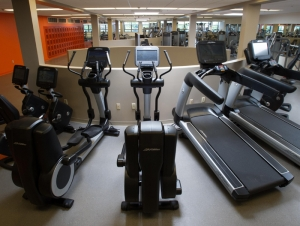 Treadmills and StairMasters