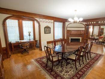 Metcalfe dining room